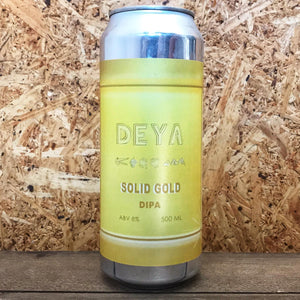 DEYA Solid Gold DIPA 8% (500ml)