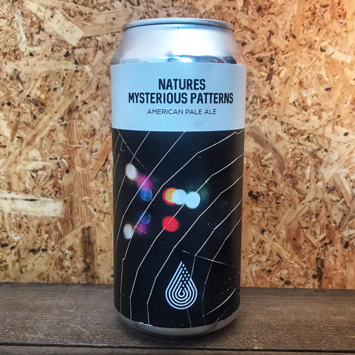 By The River Natures Mysterious Pattern Pale Ale 5% (440ml)