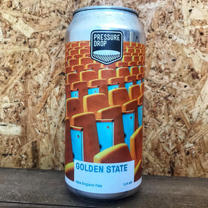 Pressure Drop Golden State NE Pale Ale 5.2% (440ml)