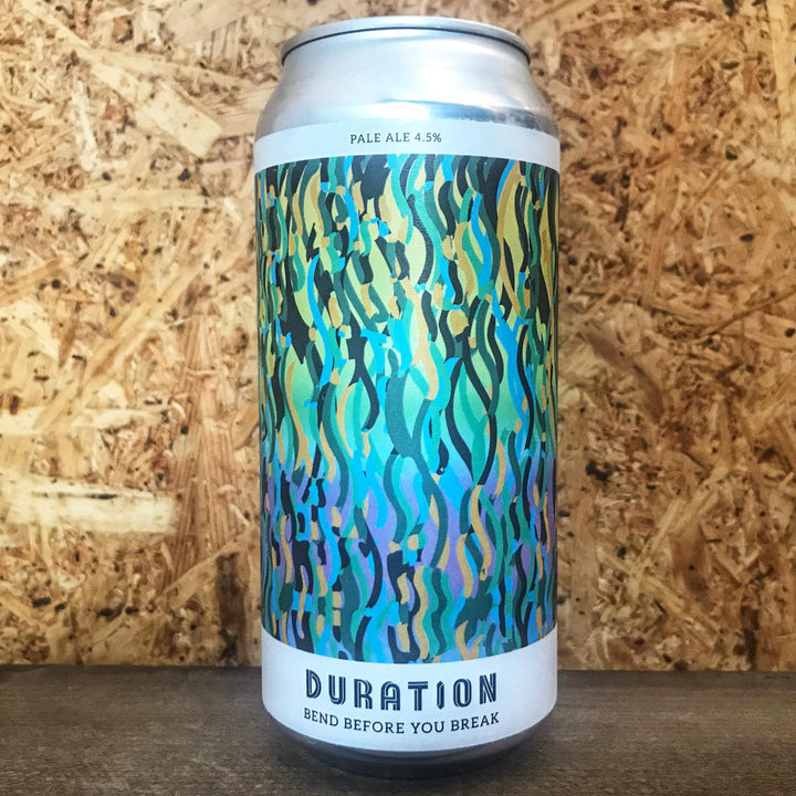 Duration Bend Before You Break Pale Ale 4.5% (440ml)