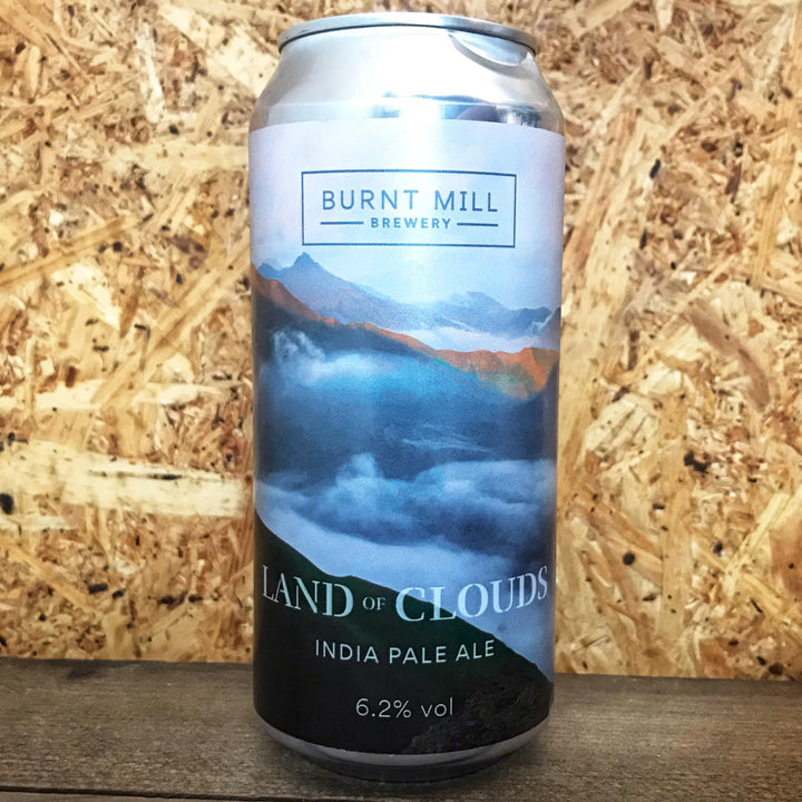 Burnt Mill Land of Clouds IPA 6.2% (440ml)