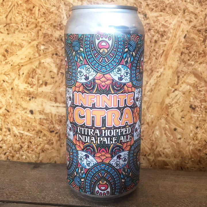 Pipeworks Infinite Citra IPA 7.3% (473ml)