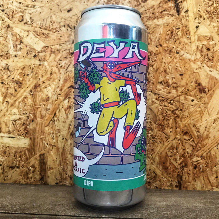 DEYA Saturated in Mosaic DIPA 8% (500ml)