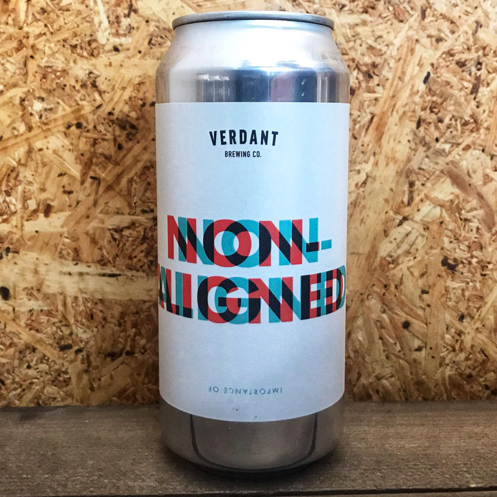Verdant The Importance Of Being Non Aligned IPA 6.5% (440ml)