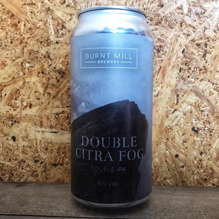 Burnt Mill Double Citra Fog DIPA 8% (440ml)