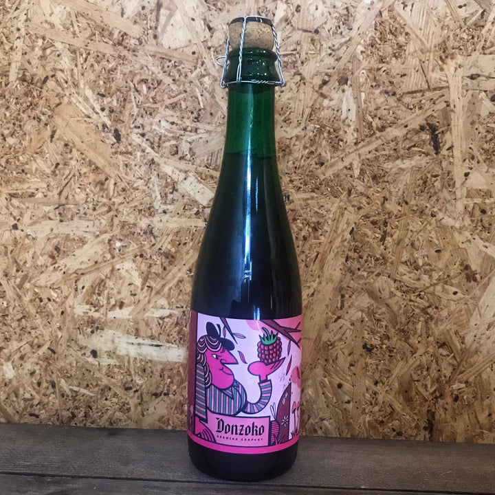 Donzoko Letting The Days Go By Raspberry Saison 6.3% (375ml)