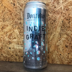 Donzoko Indie Graft Belgian Pale Ale 4% (500ml)