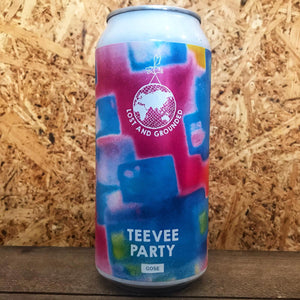 Lost & Grounded Teevee Party Sour 4.8% (440ml)