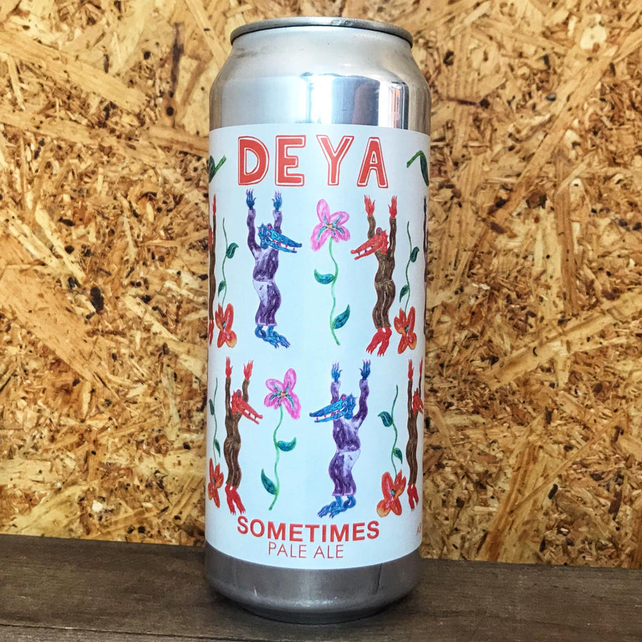 DEYA Sometimes Pale Ale 4.8% (500ml)
