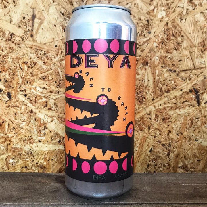 DEYA Back To Earth DIPA 8% (500ml)