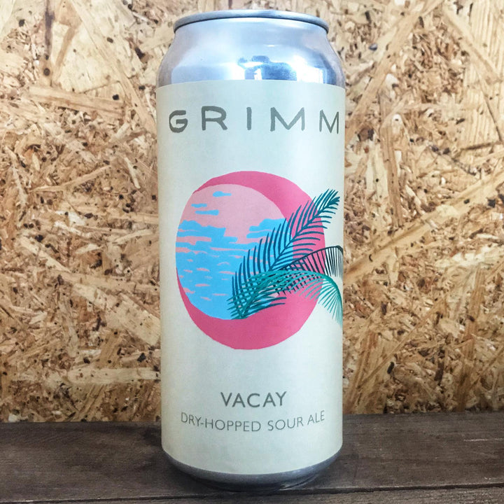 GRIMM Vacay White Oak Sour 5.3% (473ml)