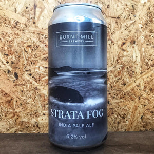 Burnt Mill Strata Fog IPA (6.2%)
