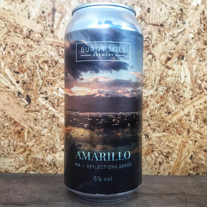 Burnt Mill Reflections Amarillo IPA 6% (440ml)