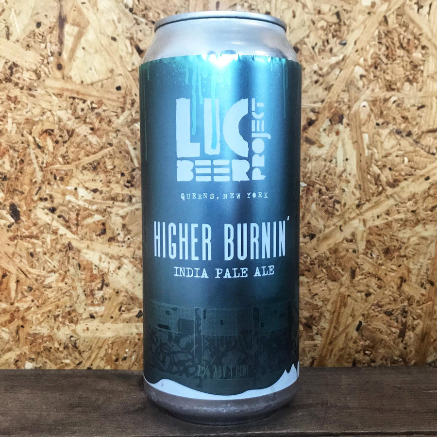 LIC Higher Burning IPA 7% (473ml)