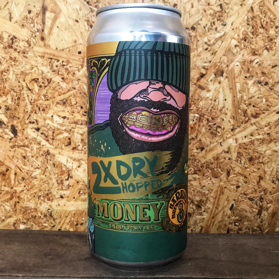 Barrier DDH Money IPA 7.3% (473ml)