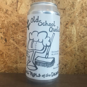 St Mars Of The Desert Old School Quality IPA 6.2% (440ml)