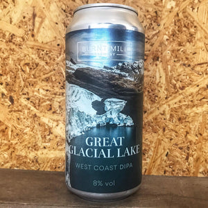Burnt Mill Great Glacial Lake West Coast DIPA 8% (440ml)