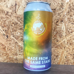 Lost & Grounded Made From The Same Stars 4.8% (440ml)