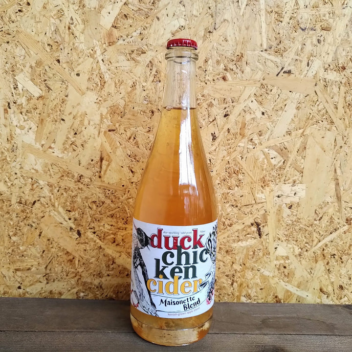 Duckchicken Maisonette Blend Sparkling Cider 6% (750ml)