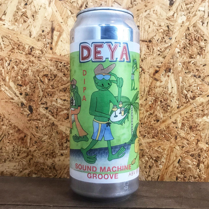 DEYA Sound Machine Groove DIPA 8% (500ml)