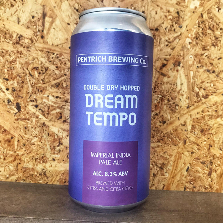 Pentrich Brewing Dream Tempo DDH IIPA 8.3% (440ml)