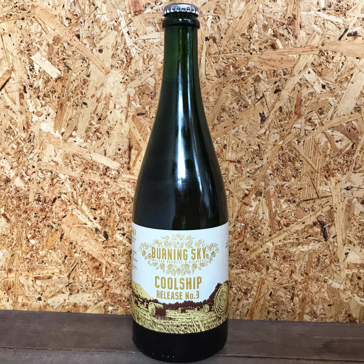 Burning Sky Coolship Release No. 3 7.2% (750ml)