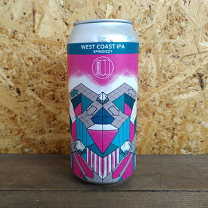 Mondo Spindizzy West Coast IPA 6.9% (440ml)