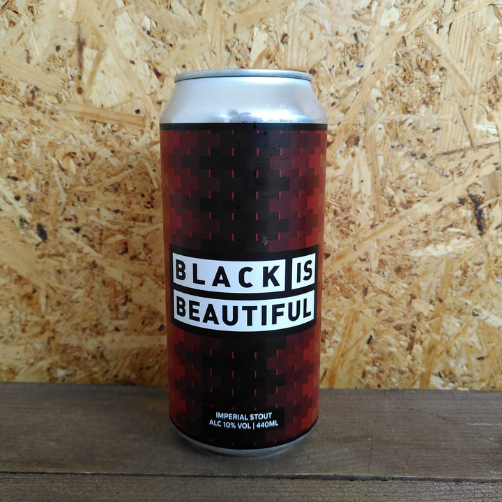 Mondo Black is Beautiful Impy Stout 10% (440ml)