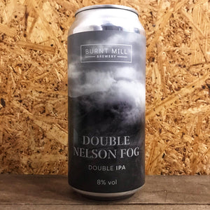 Burnt Mill Double Nelson Fog DIPA 8% (440ml)