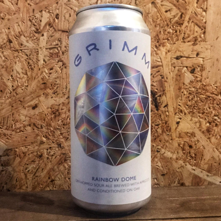 Grimm Artisanal Rainbow Dome Apricot Sour 4.6% (473ml)