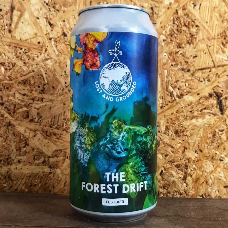 Lost & Grounded Forest Drift Festbier 5.6% (440ml)