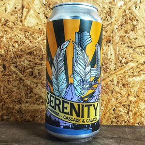 Abbeydale Serenity Session IPA 3.8% (440ml)