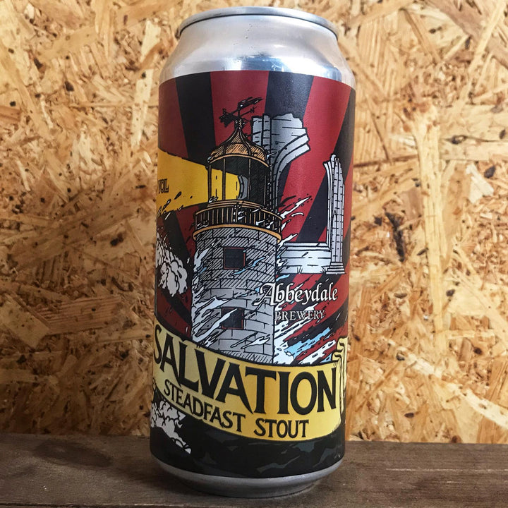 Abbeydale Salvation Steadfast Stout 4.8% (440ml)