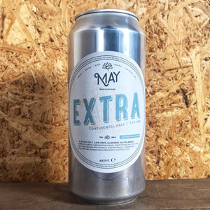 May Provisions Extra Pale Ale 4.8% (440ml)