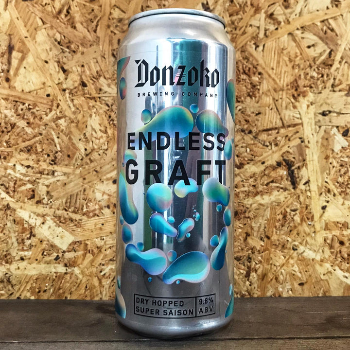 Donzoko Endless Graft 9.8% (500ml)