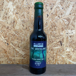 Elusive The Wasteland Bourbon BA Stout 11.5% (330ml)