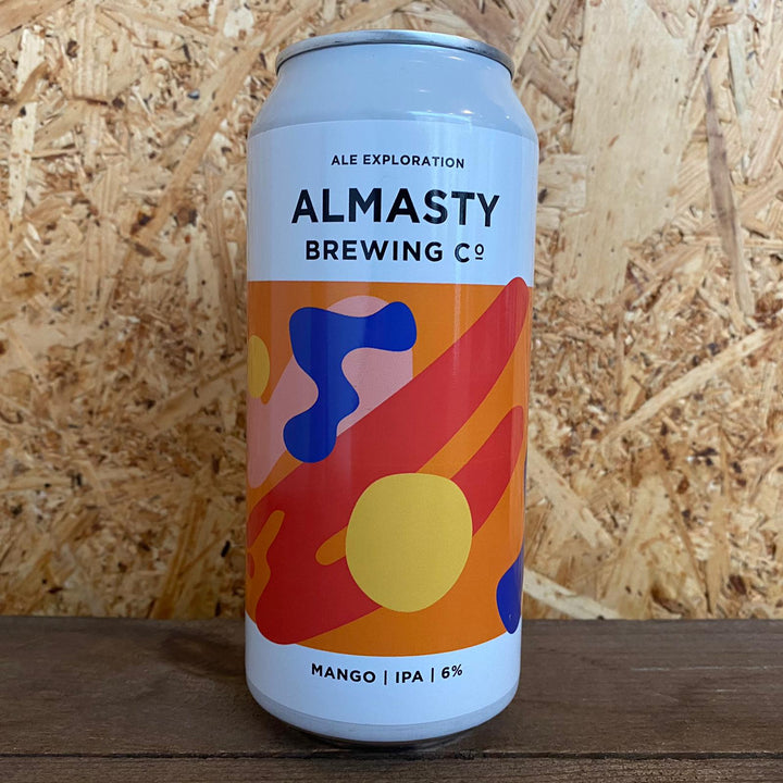 Almasty Mango IPA 6% (440ml)