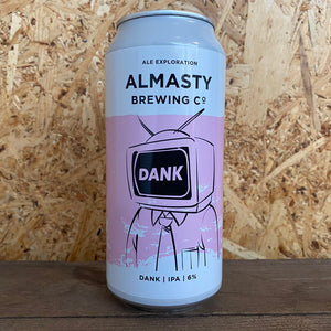 Almasty Dank IPA 6% (440ml)