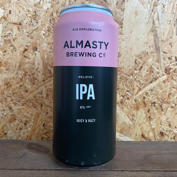 Almasty Believe IPA 6% (440ml)