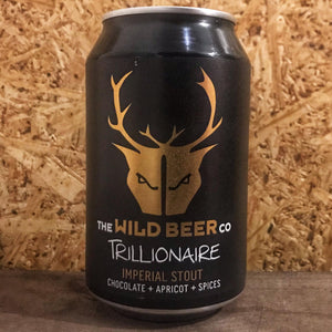 Wild Beer Co Trillionaire Stout 10.3% (330ml)