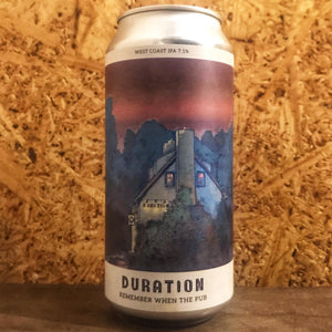 Duration Remember When The Pub IPA 7.1% (440ml)