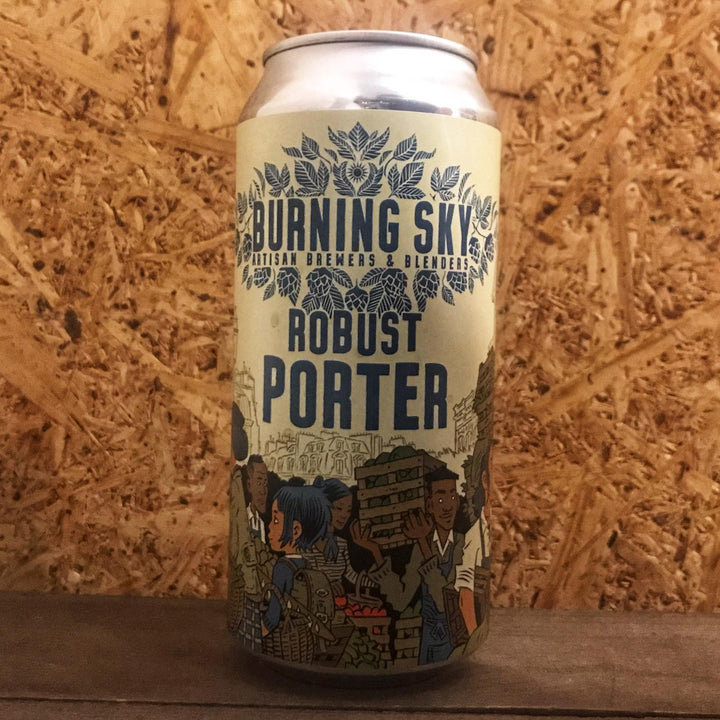 Burning Sky Robust Porter 5.8% (440ml)