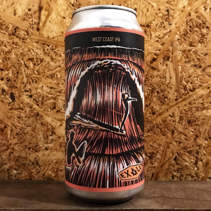 Exale West Coast IPA 5.5% (440ml)