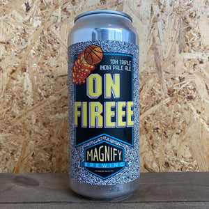 Magnify On Fireee TDH Triple IPA 10% (473ml)