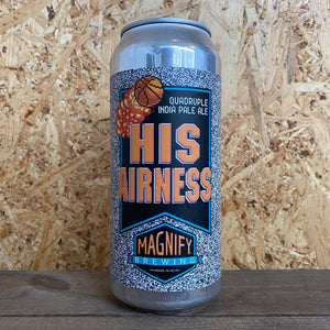 Magnify His Airness Quad IPA 12% (473ml)