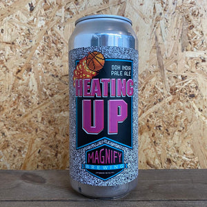 Magnify Heating Up DDH IPA 6.5% (473ml)