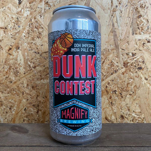 Magnify Dunk Contest DDH Imperial IPA 8% (473ml)