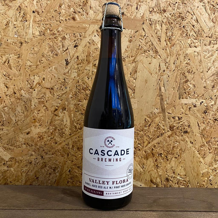 Cascade Valley Flora BA Grape Sour 10% (500ml)