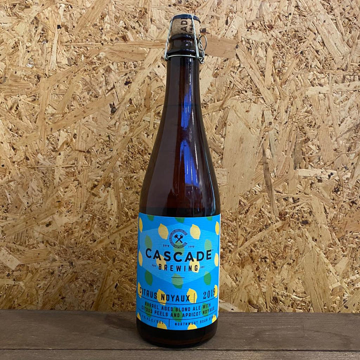 Cascade Citrus Noyaux BA Sour 8.4% (500ml)