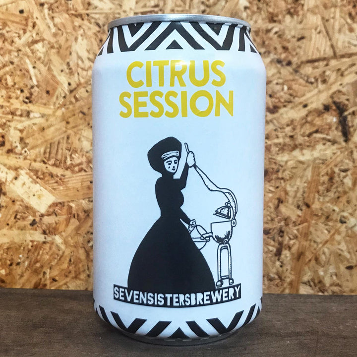 Seven Sisters Citrus Session IPA 4.2% (330ml)